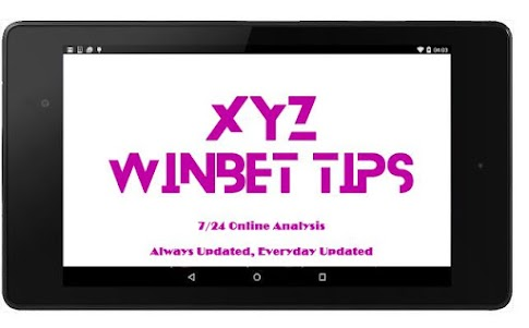 XYZ WINBET TIPS 17092516 screenshot 1