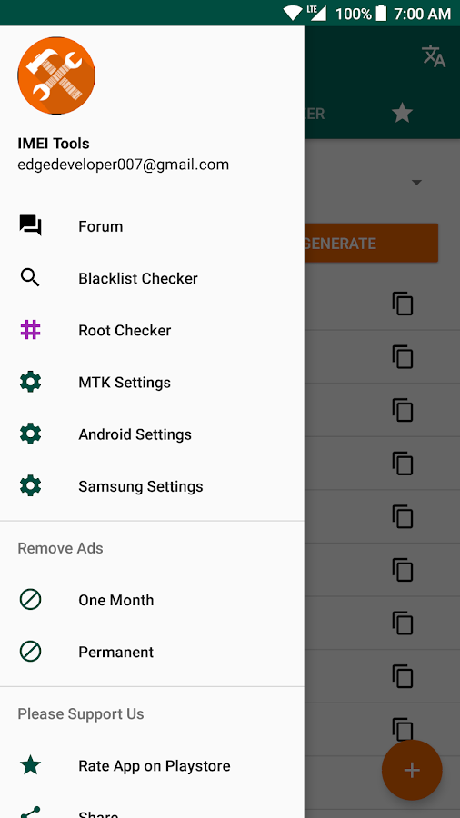 IMEI Tools 🔨(Free) 8 0 APK Download - Android Tools Apps