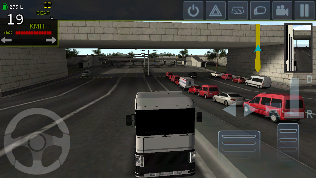Rough Truck Simulator 2 1 1 6 APK Download - Android