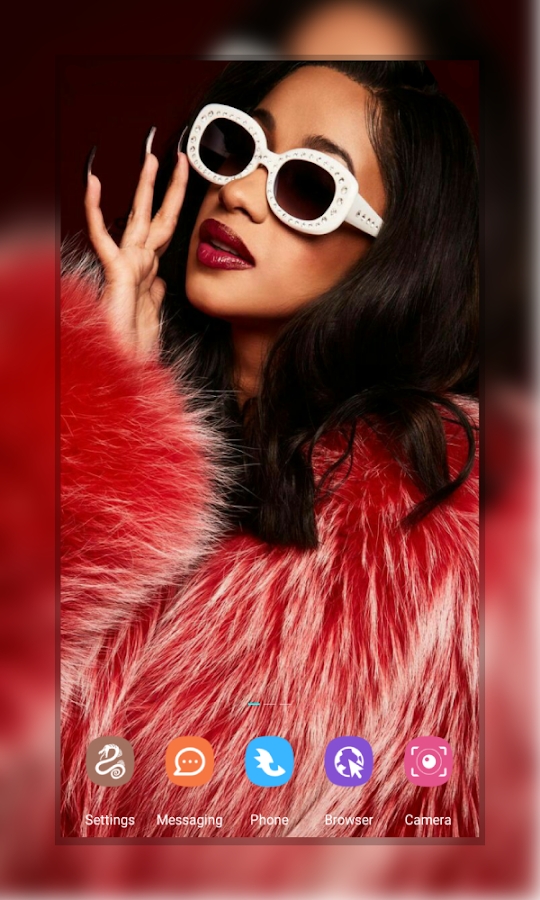 Cardi B Wallpaper Hd 1 0 Apk Download Android Cats Art Design Games