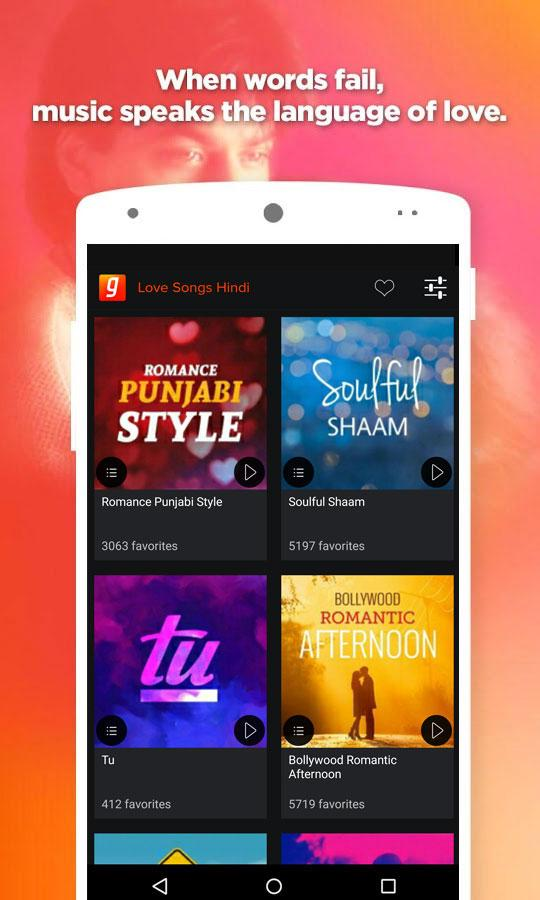 com gaana lovesongshindi APK Download - Android cats  Apps