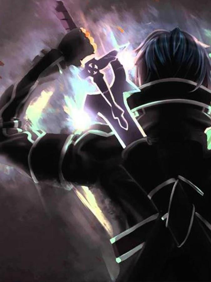 Kirito And Asuna Wallpaper Art 11 Screenshot 3