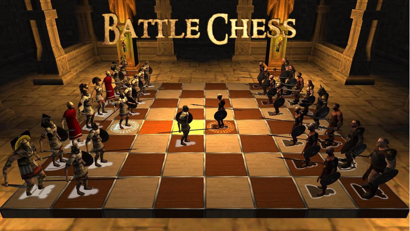 Battle Chess Online Spielen