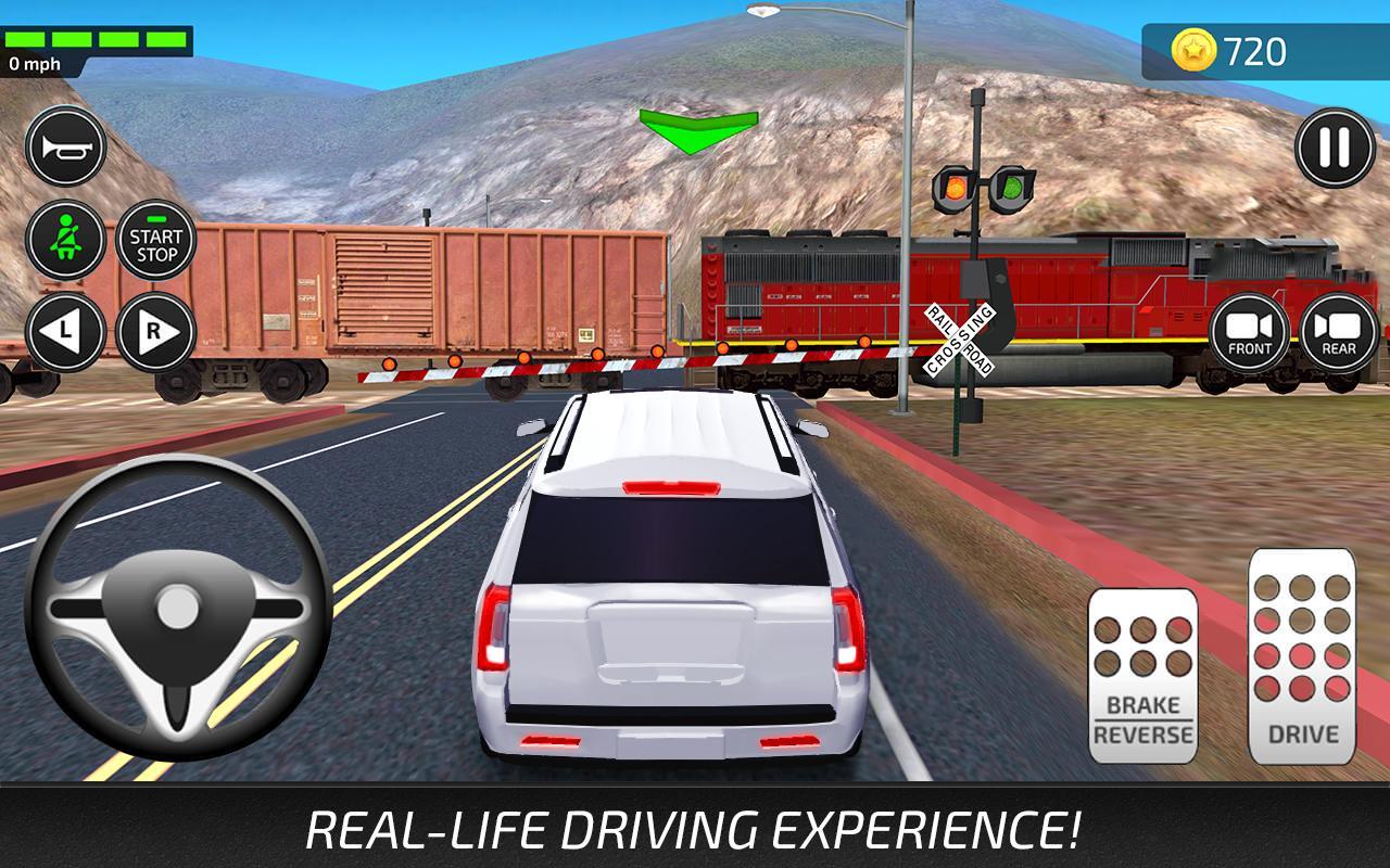 Car Driving Games >> Driving Academy Car School Driver Simulator 2019 2 2 Apk