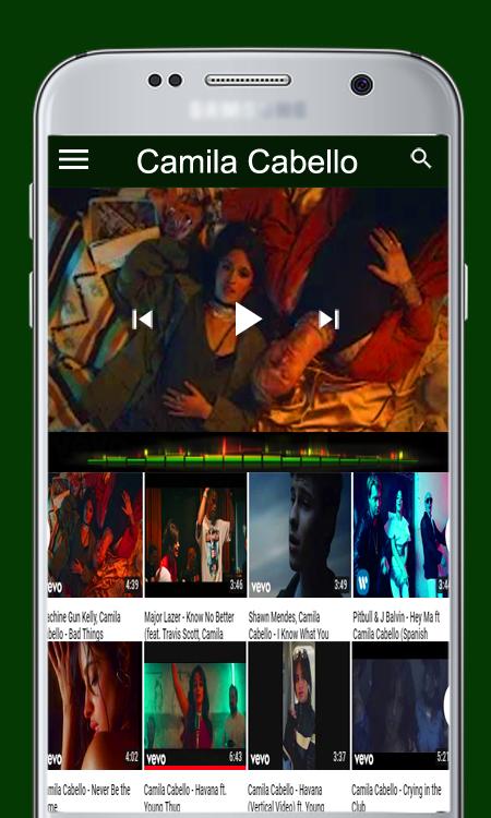 Camila Cabello - Havana (latest album) 1 0 APK Download