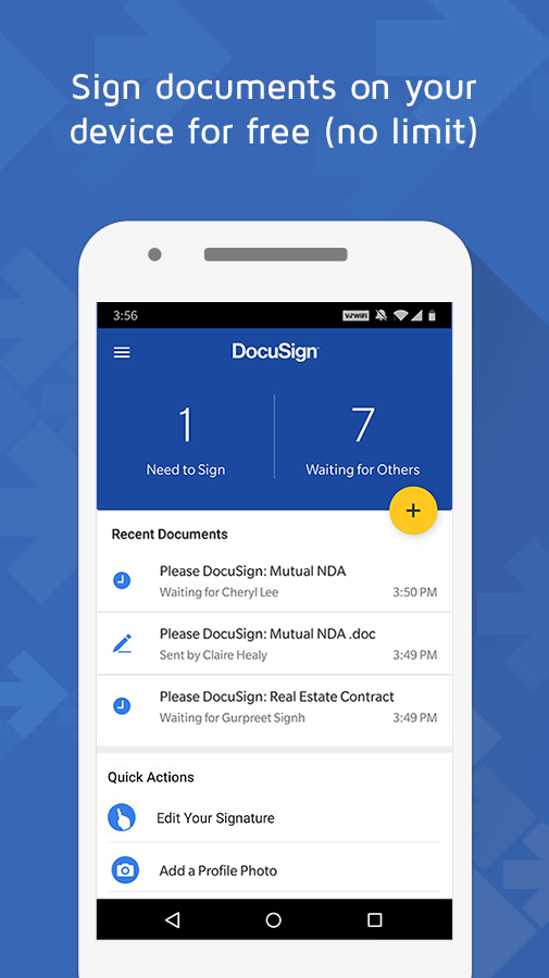 com docusign ink 3 13 2 APK Download - Android Productivity Apps
