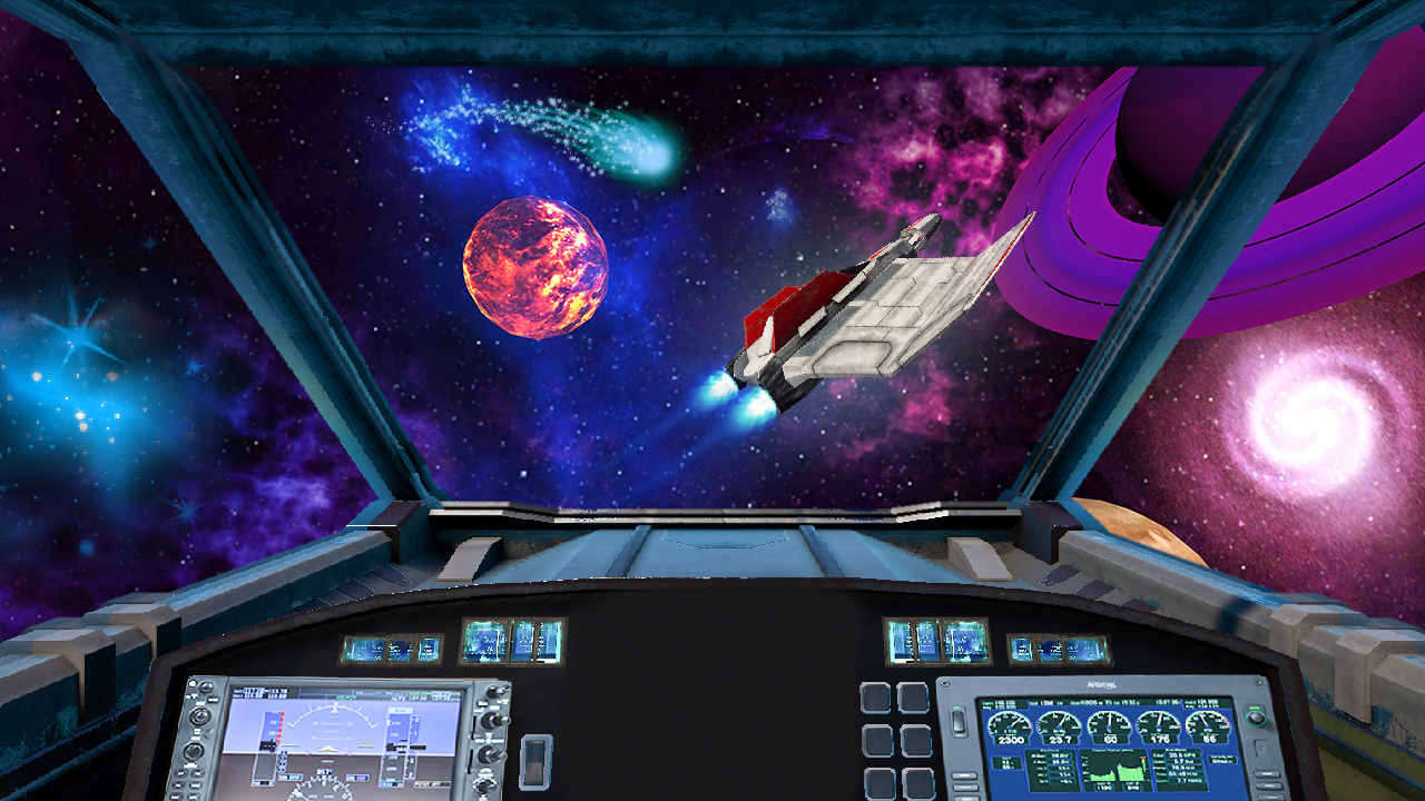 VR Space Journey APK Download - Android Adventure Games