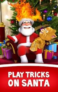 Talking Santa meets Ginger +  screenshot 8