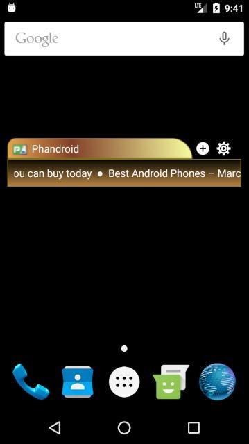 News Feeder with Ticker Widget 3 27 APK Download - Android News