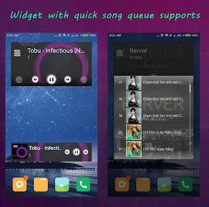 S+ Music Player 3D - Equalizer, Visualizer, Themes 1.4.3 screenshot 5
