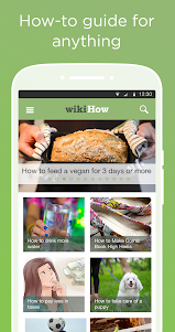 wikiHow: how to do anything 2.8.2 screenshot 1