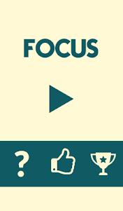 Focus - Tap Challenge 1.0.7 screenshot 1