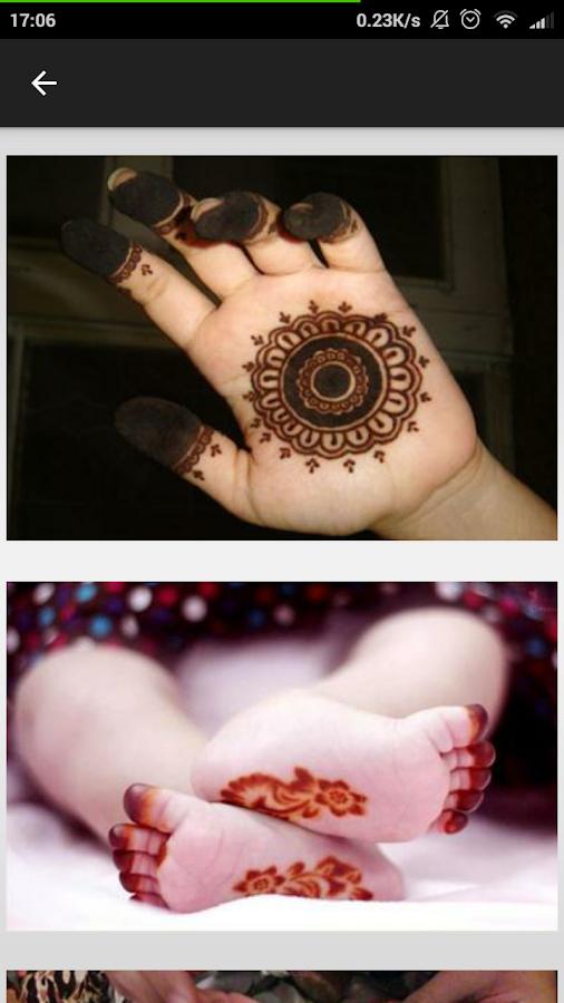 Mehndi Designs Henna 2018 Kids Tattoo Nail Arts 1 9 Apk Download