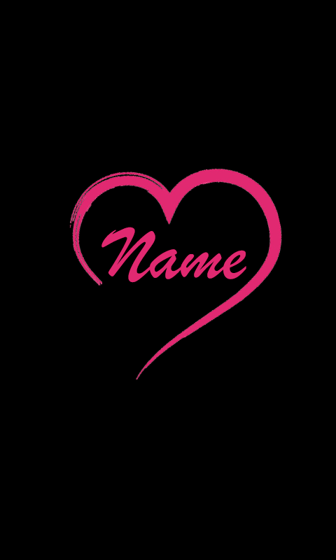 Heart Name Live Wallpaper 16 Apk Download Android