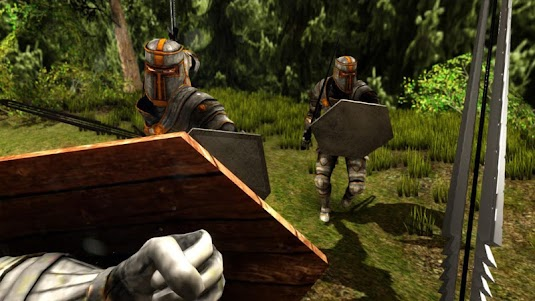 Kingdom Deliver Comer - Knight Battle Ground 1.0 screenshot 2