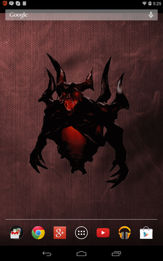 Dota2 LiveWallpaper Nevermore 1 0 APK Download - Android