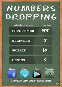 Numbers Dropping 1.2 screenshot 2