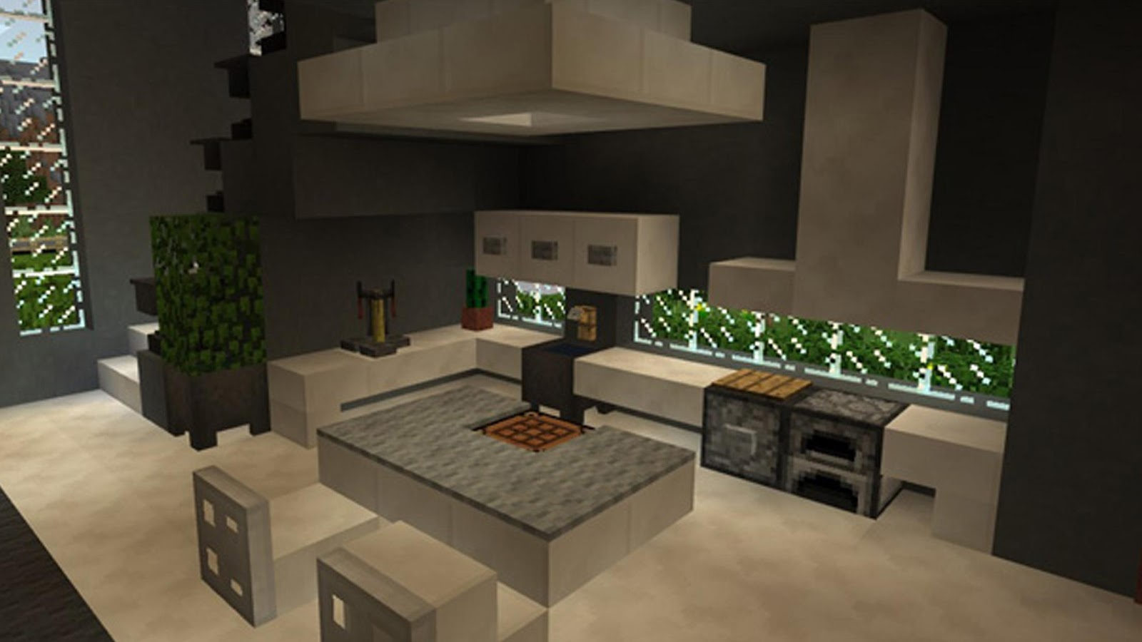 Mansion House Map for MCPE 2 1 APK Download - Android