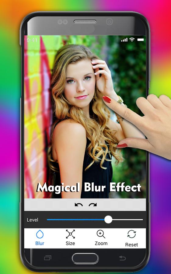 DSLR Camera Blur Background, Bokeh Effects 2 7 APK Download