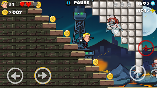 Trump vs. Zombie 6.3.0 screenshot 3