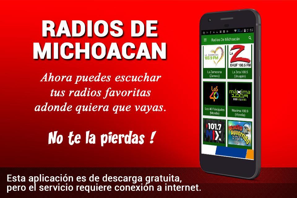 Radios De Michoacan En Vivo 1 5 APK Download - Android Music & Audio
