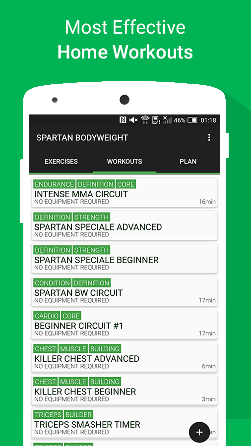 keep home workout trainer pro apk