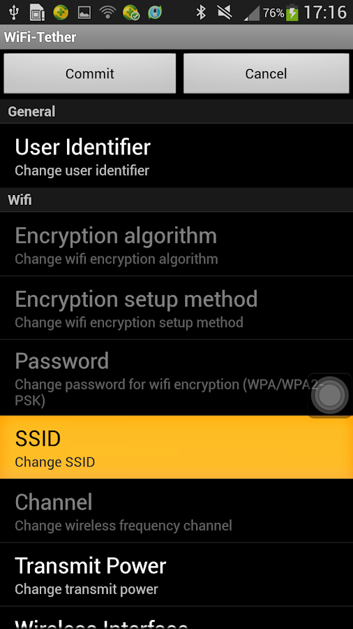 WiFi Tether 1.0 APK Download - Android Communication التطبيقات