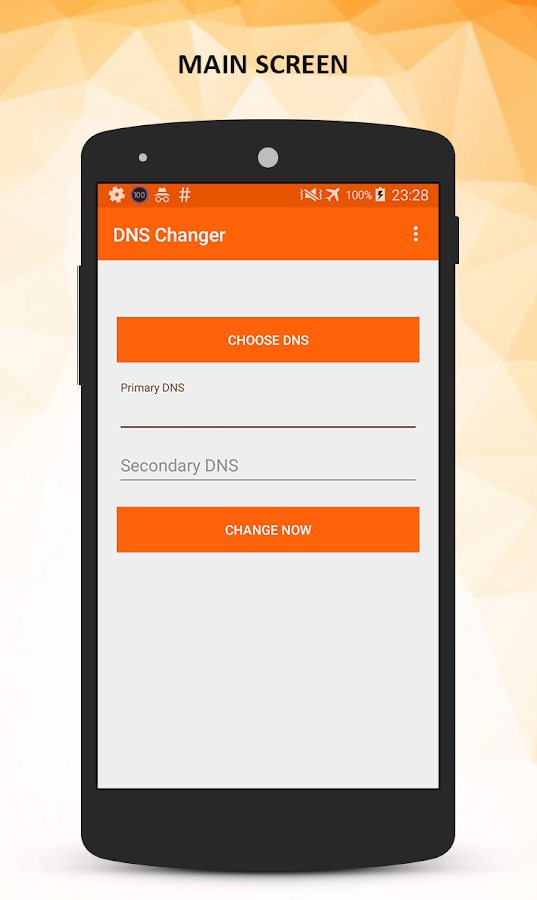 DNS Changer Pro (No Root) 1 5 APK Download - Android Tools Apps