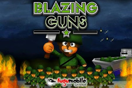 Blazing Gun 1.0 screenshot 1