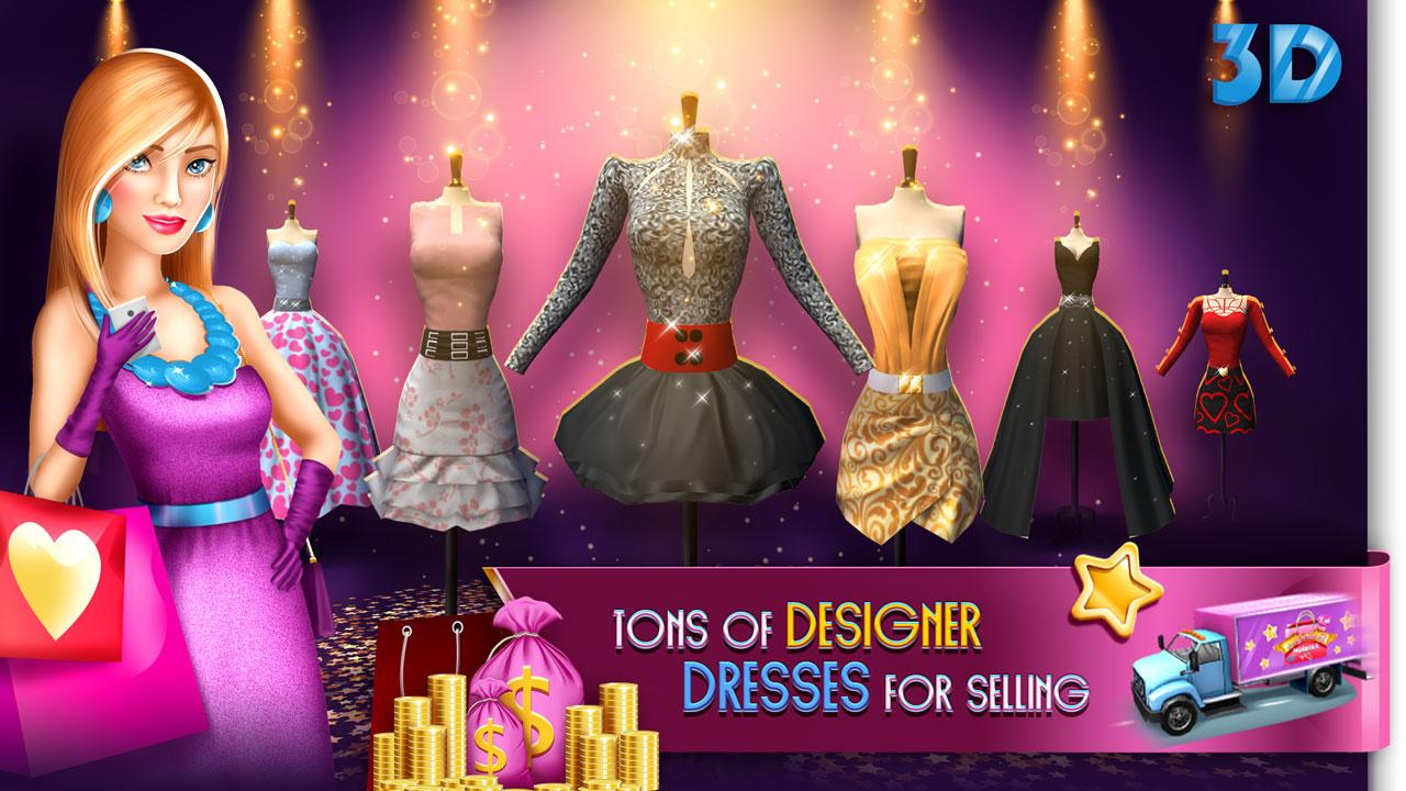 Download My Boutique Fashion Shop Game Shopping Fever 10 0 2 Apk Android Simulation Games