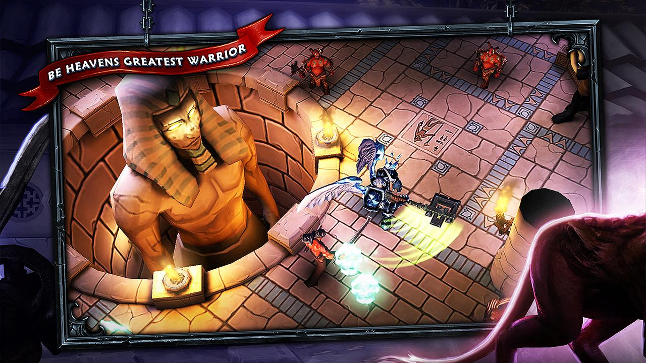 android action games offline free download