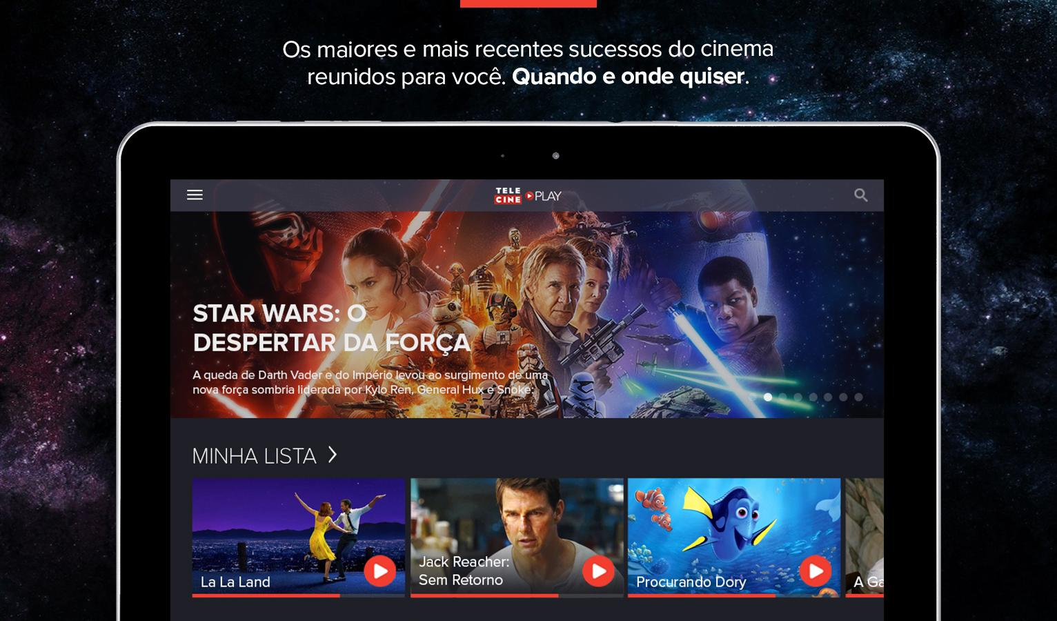 telecine play - filmes online 3.0.149 apk download - android