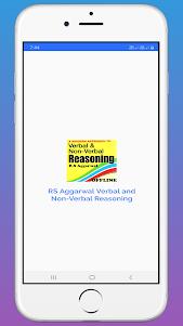 Rs Aggarwal Verbal & Non Verbal Reasoning 1.8 screenshot 1