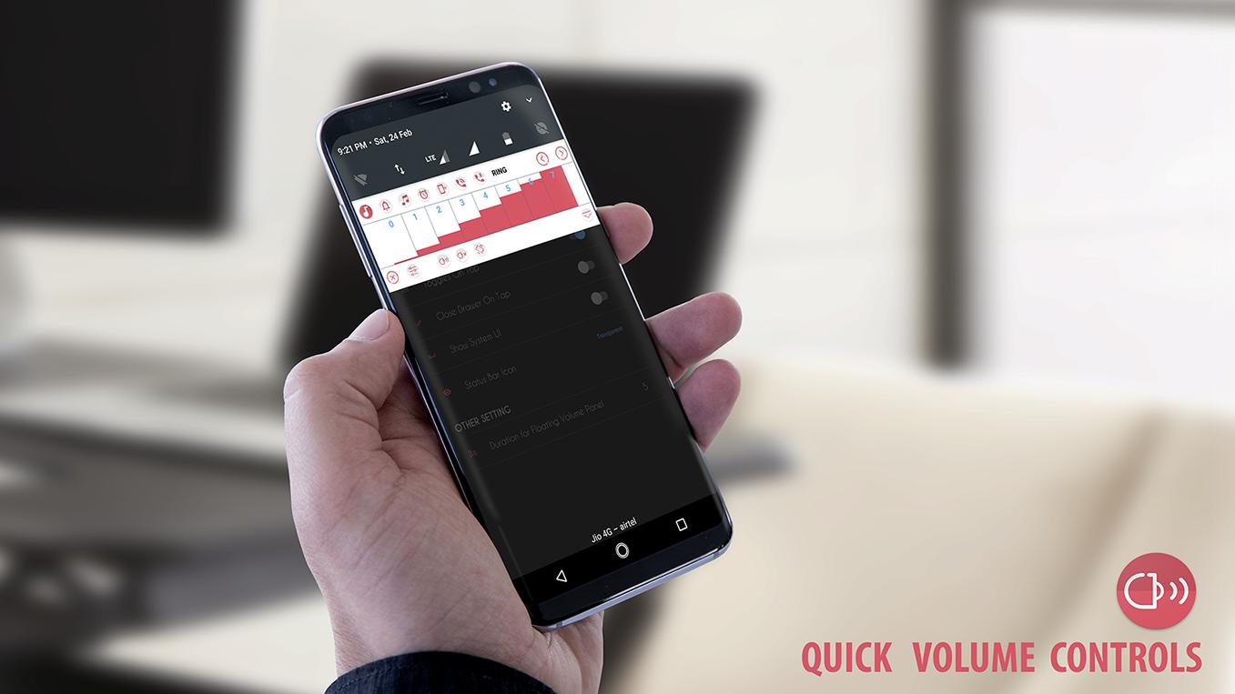 Quick Volume Controls - Quick Volume notification 1 14 APK