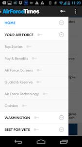 Air Force Times  screenshot 3