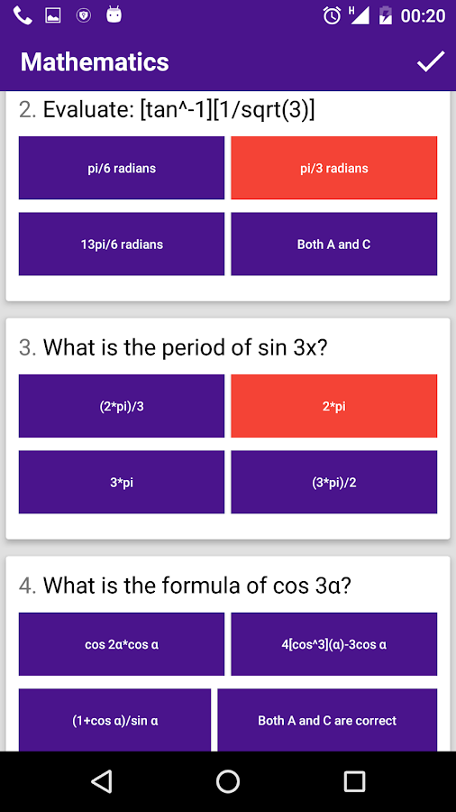 EntryTestPreparation NUST/ECAT 1 2 APK Download - Android Education Apps