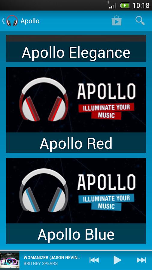 Theme Apollo Blue 1 1 APK Download - Android Personalization