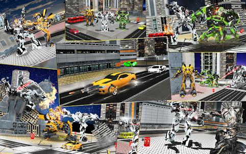 Robots War 3d 2.0 screenshot 13