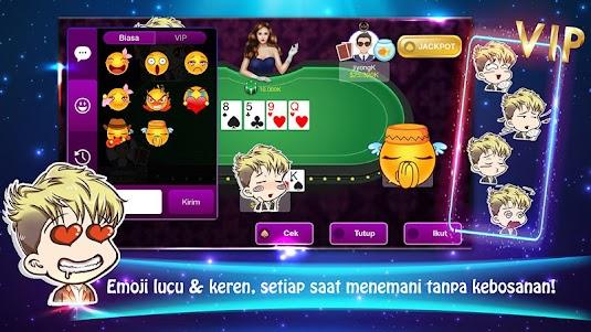 Java Poker Texas:Pulsa Free 1.3 screenshot 5