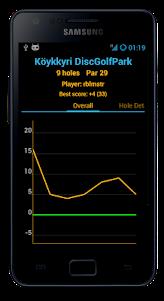 Disc Caddy 2 - Disc Golf app  screenshot 5
