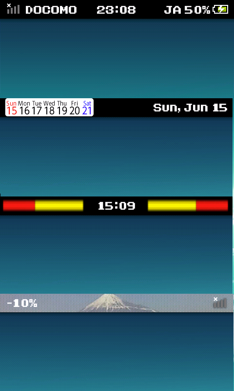 8bit StatusBar 2 7 2 APK Download - Android Personalization Apps