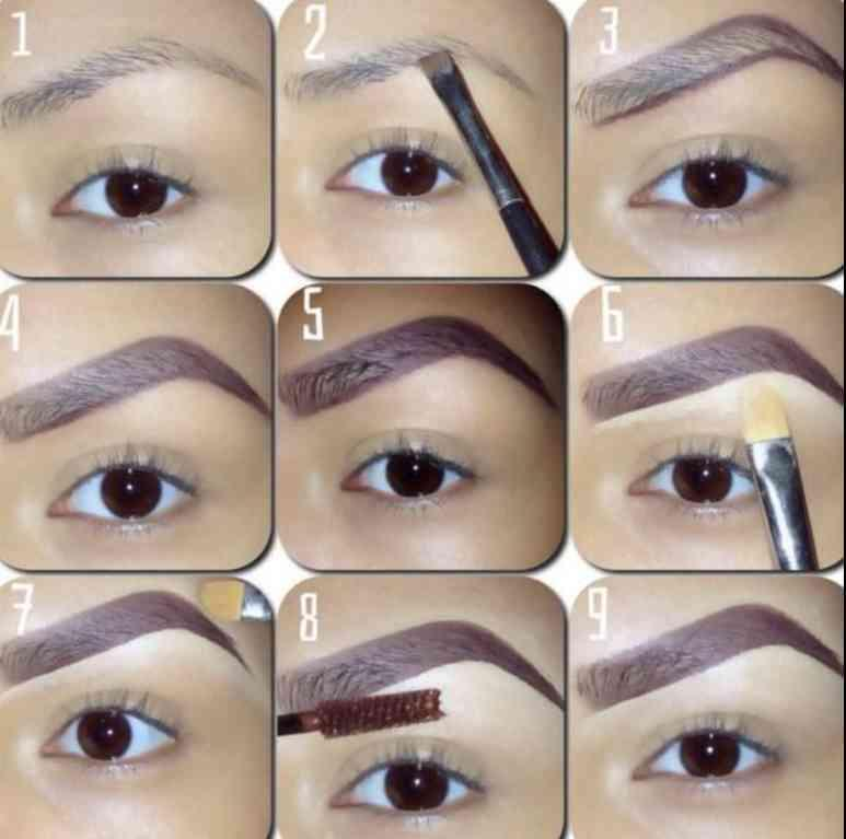 Easy Eyebrow Tutorials 10 Apk Download Android Lifestyle Apps