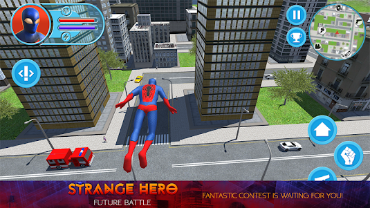Strange Hero: Future Battle 11.0.0 screenshot 7