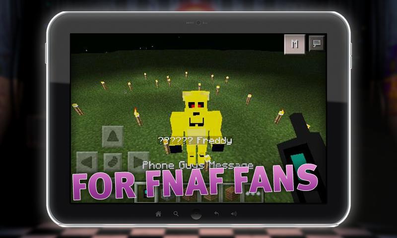 fnaf mod apk free download