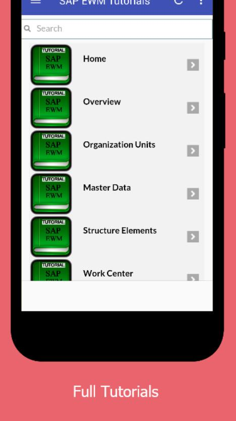 Tutorials for SAP EWM Offline 1 0 APK Download - Android