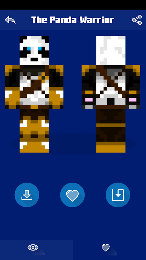 Battle Skins For Minecraft PE APK Download Android - Skins para minecraft de pc 1 8