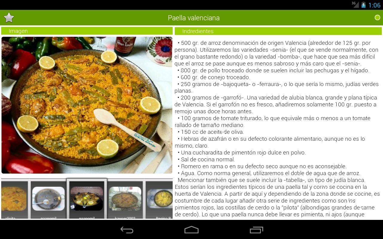 Recetario, recetas de cocina APK Download - Android cats.food_drink Apps