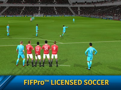 Dream League Soccer 2019 6.03 screenshot 6