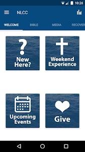 New Life Community Church App 3.12.2 screenshot 1