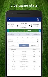49ers Football: Live Scores, Stats, Plays, & Games 7.8.9 screenshot 20